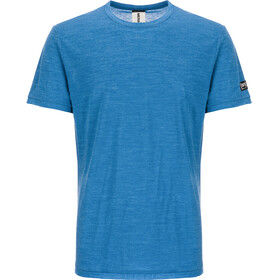 super.natural M's Everyday T-Shirt Vallarta Blue Melange
